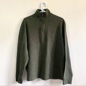 Polo by Ralph Lauren Half Zip Sweater